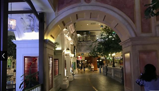 calle mall Jakarta