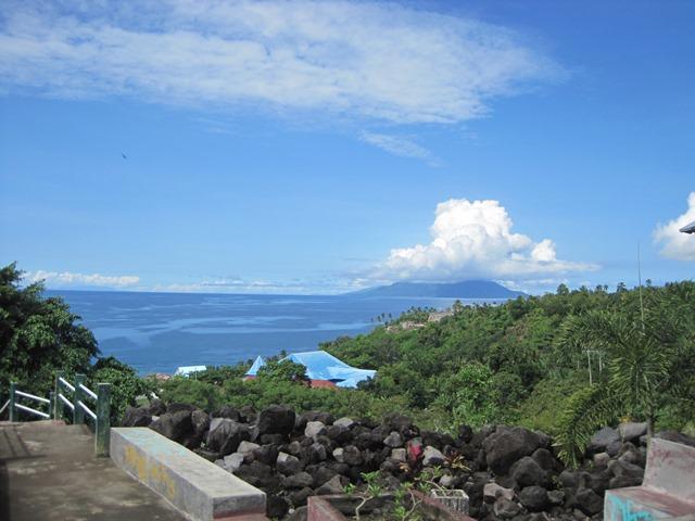 Fort Tore Tidore Indonesia vista 2