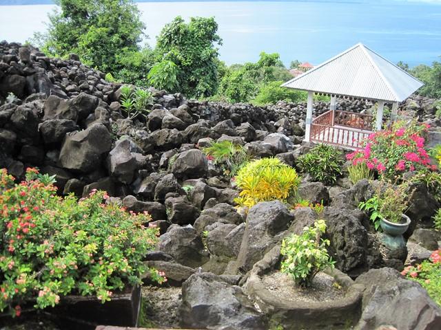 Fort Tore Tidore Indonesia vista 3