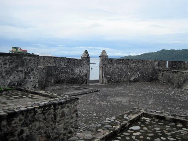 fortaleza Kalamata ternate Indonesia