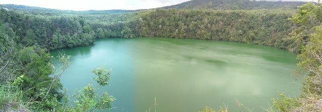 Lago Tolire Ternate Indonesia