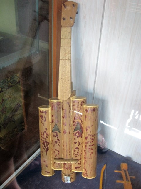 Museo orange benteng ternate