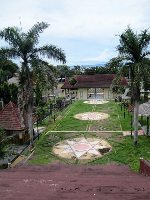 Palacio sultán 5 ternate indonesia