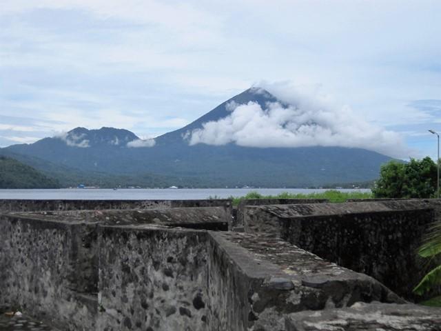 volcan gamalama ternate