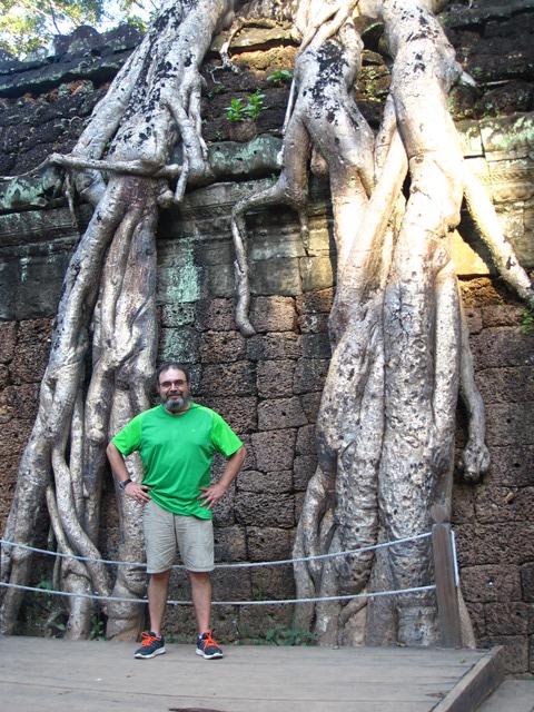 Angkor Ta Prohn Tomb Raider (2)