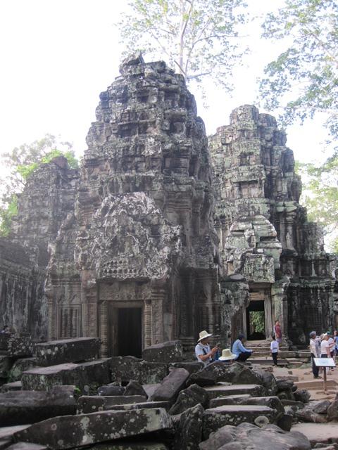 Angkor Ta Prohn Tomb Raider (9)