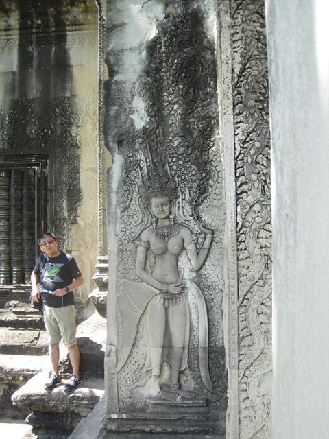 Angkor Wat, talla2