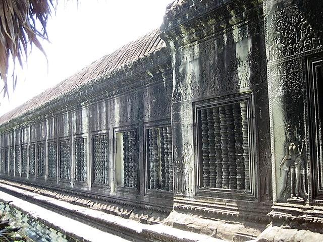 Angkor Wat vista