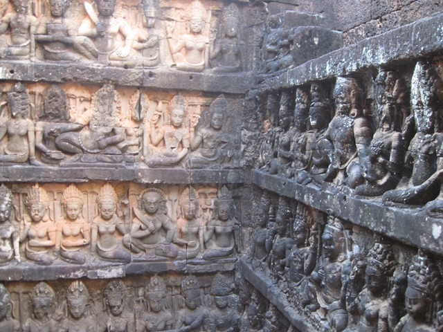 Angkor,Terraza rey leproso6