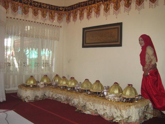 boda indonesia celebración