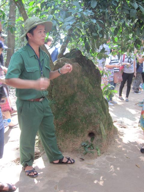 Túneles Cu Chi Vietnam (29)