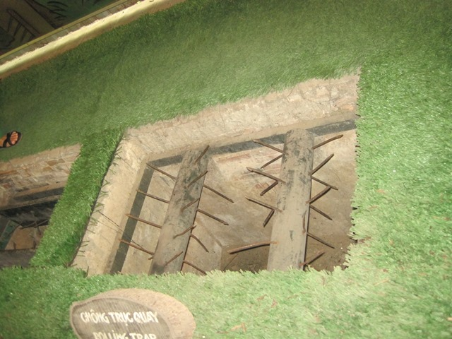 Túneles Cu Chi Vietnam (3)