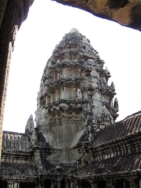 templo Angkor Wat torre