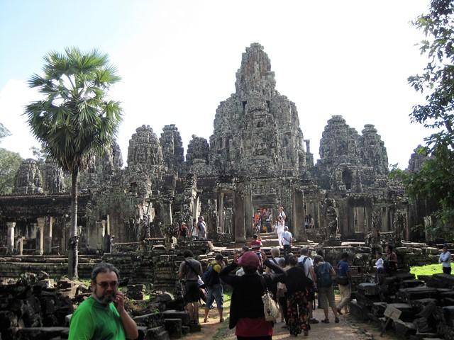 Templo Bayon Angkor1