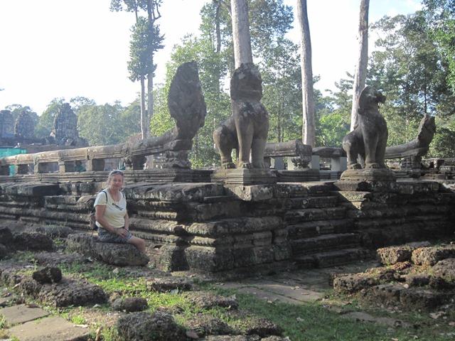 templo Bayon Camboya 13