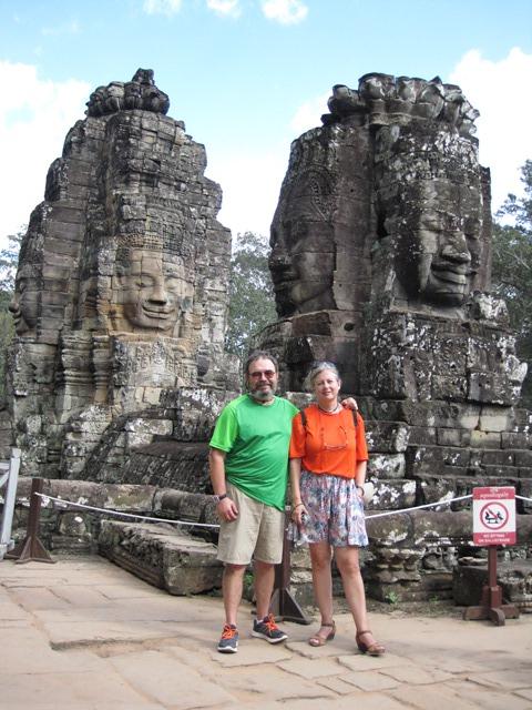 templo Bayon Camboya 2