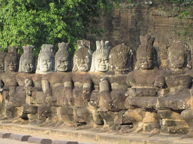 templo Bayon Camboya 7