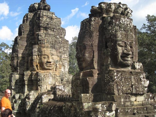 templo Bayon Camboya 9
