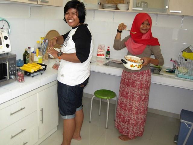 Vivir dia a dia en Indonesia gente (1)