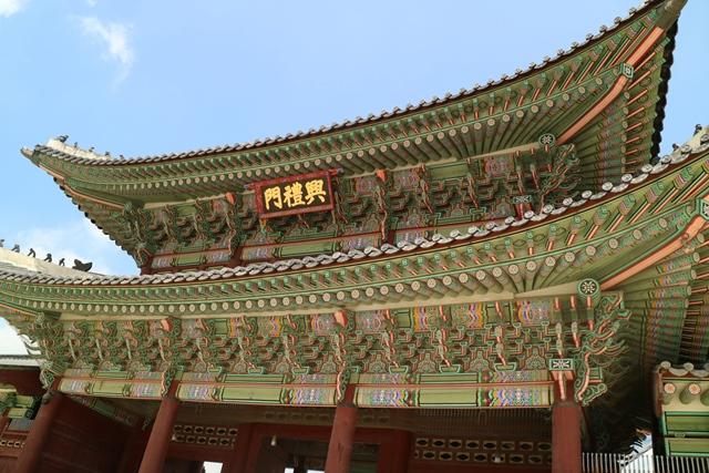 Palacio Gyeongbokgung Seul.Corea del Sur (10)