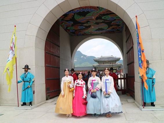 Palacio Gyeongbokgung Seul.Corea del Sur (2)