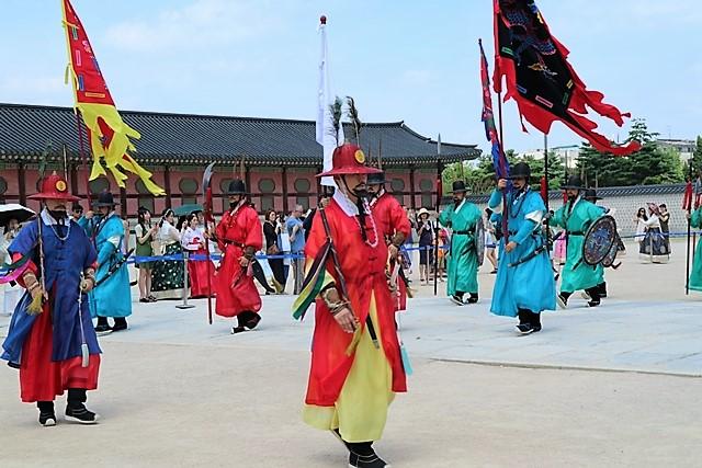Palacio Gyeongbokgung Seul.Corea del Sur (28)