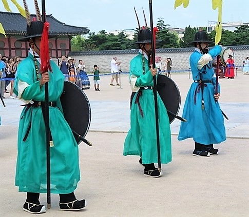Palacio Gyeongbokgung Seul.Corea del Sur (29)