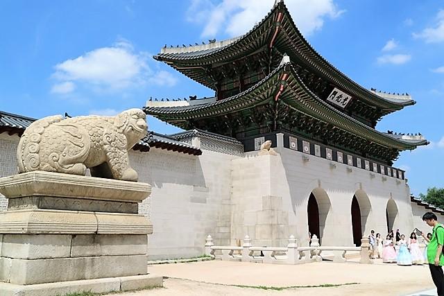 Palacio Gyeongbokgung Seul.Corea del Sur (39)