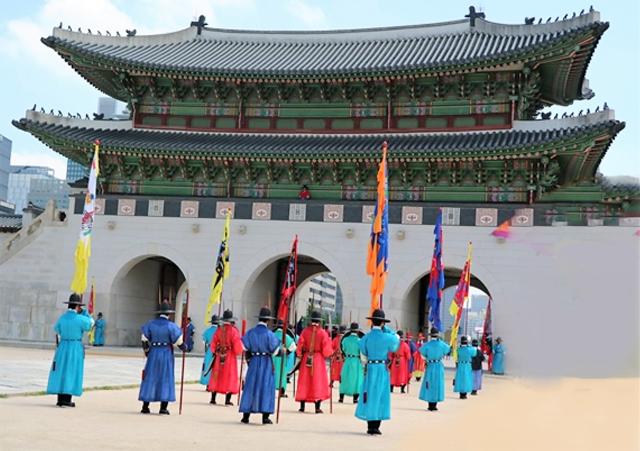 Palacio Gyeongbokgung Seul.Corea del Sur (41)