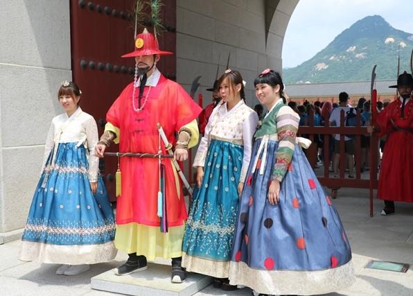 Palacio Gyeongbokgung Seul.Corea del Sur (6)