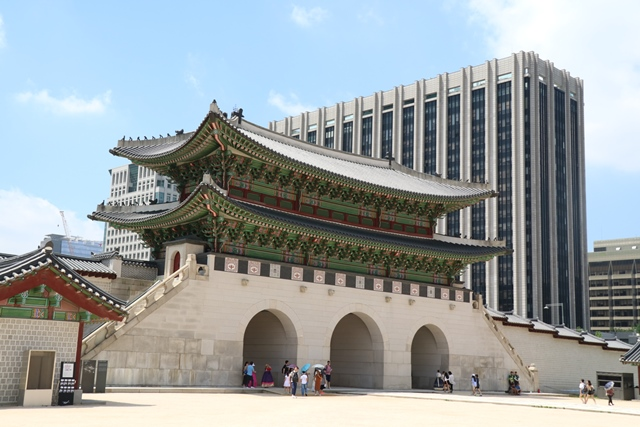 Palacio Gyeongbokgung Seul.Corea del Sur (8)