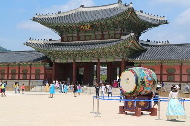 Palacio Gyeongbokgung Seul.Corea del Sur (9)